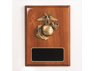 Marine Plaque Award